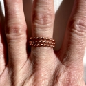 Copper Stacker Rings