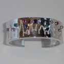 New York city skyline Bracelet
