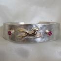 Ruby fox bracelet