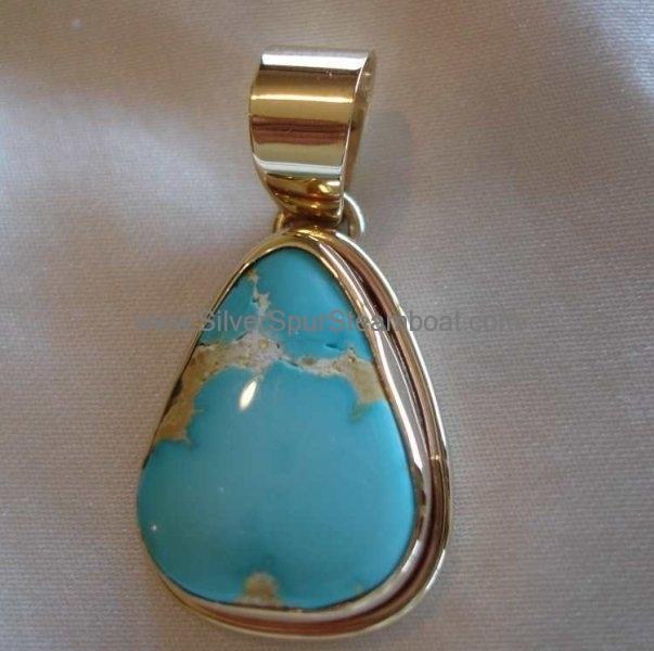 turq-pendant