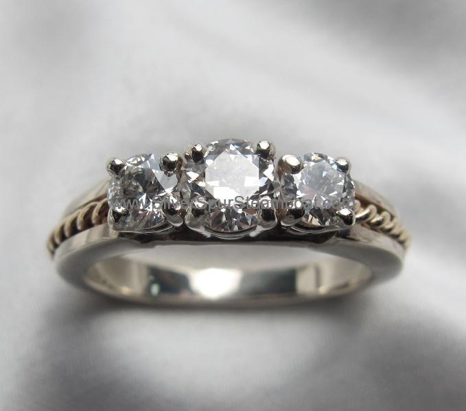 3-stone-2-tones-14k-engagement-ring