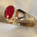 Ruby 14k ring