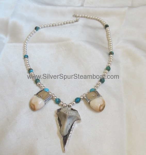 bone ivory necklace