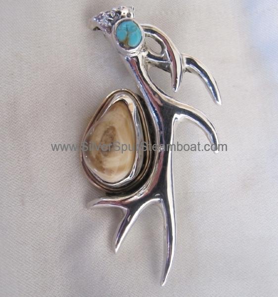 elk-antler-turq-pin-pendant