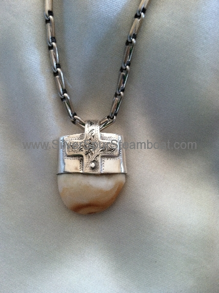 engraved-cross-elk-ivory-pendant