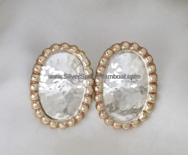 oval-with-brass-beaded-earrings $165