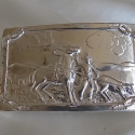 Antique reproduction of cowboy Buckle SS $295.00
