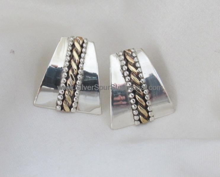trapezoid-earrings $165
